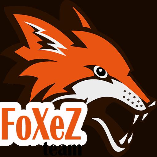 Логотип FoXeZ - иконка